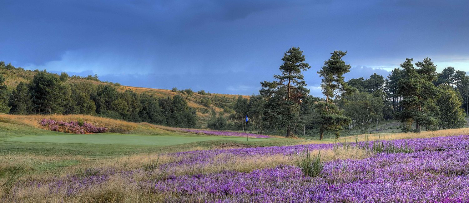 Number 84 in top 100 Golf courses in the UK