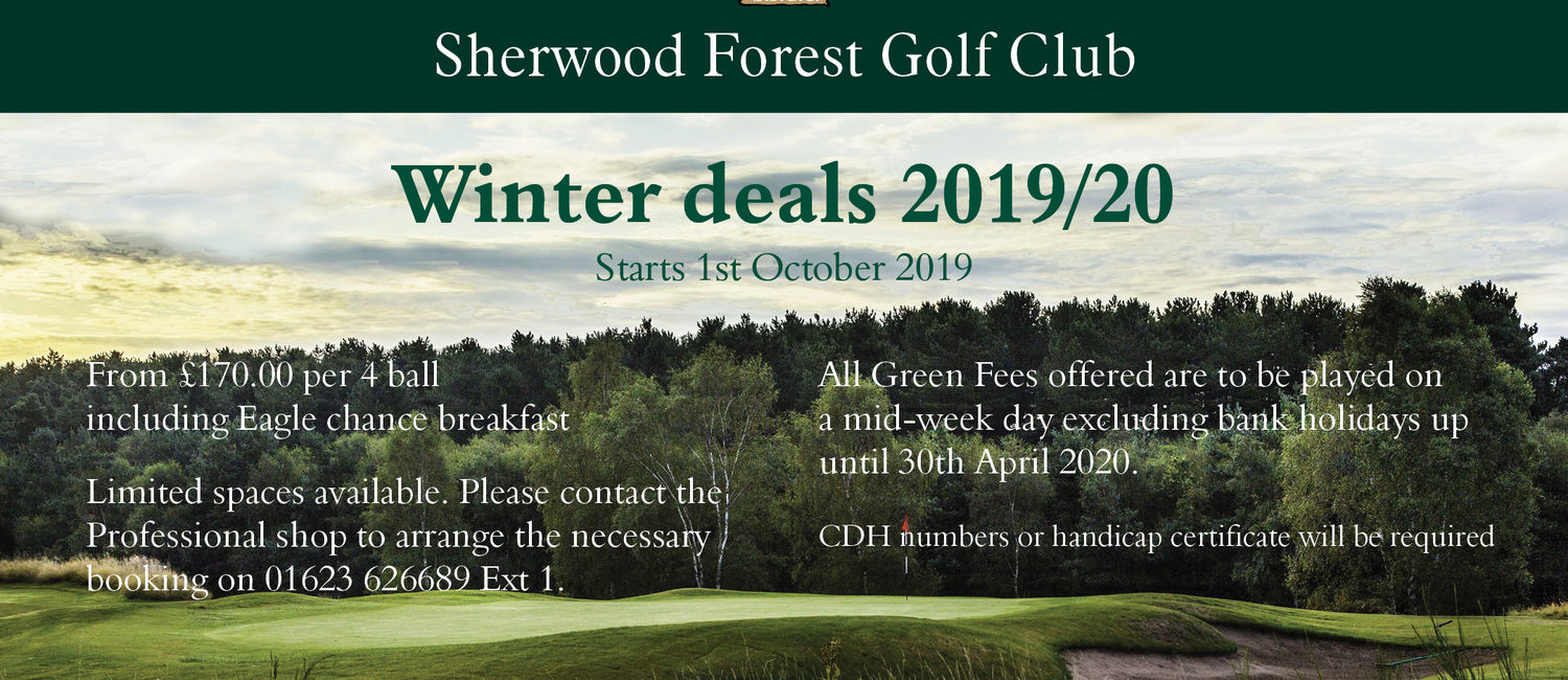 Winter offers 2019/20
